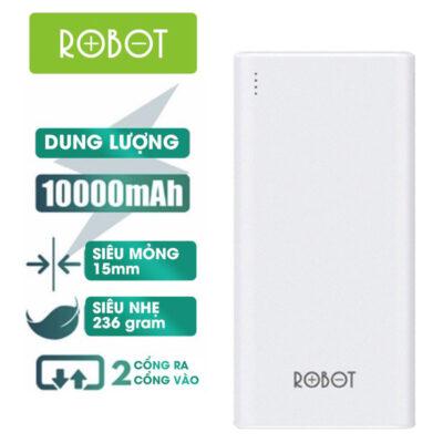 Sạc dự phòng ROBOT RT170