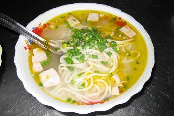Bánh canh Hà Tĩnh