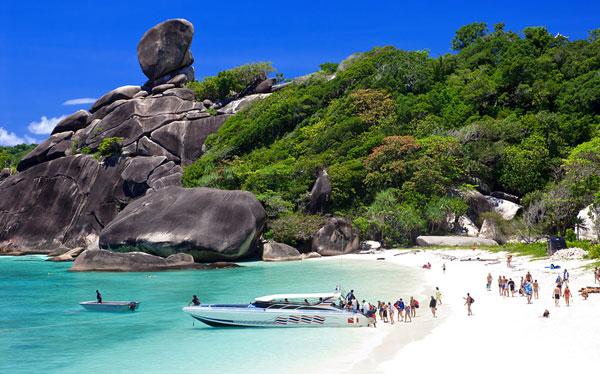 Đảo Phuket điểm đến du lịch Thái Lan