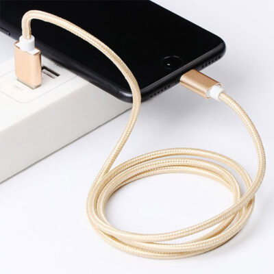 Dây cáp sạc Iphone dây dù Lightning