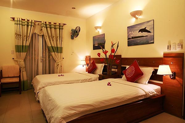Nhà nghỉ Hoàng Hoa ở Vũng Tàu