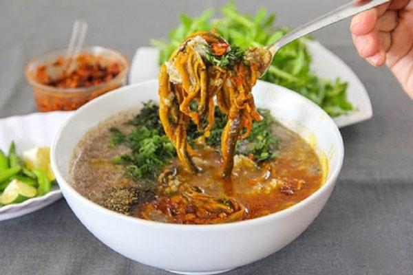 Súp lươn Hà Tĩnh