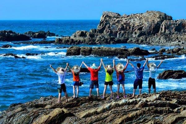 Kinh nghiệm cắm trại ở Cô Tô cùng bạn bè