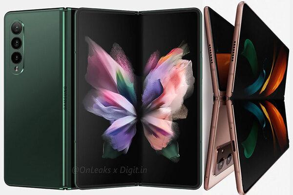 Galaxy Z Fold 3 sang trọng hơn Z Fold 2 nhưng vẫn giữ nguyên pin và kích thước màn hình
