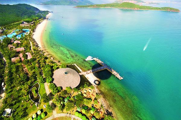 Hòn Tằm khu du lịch sinh thái biển Nha Trang