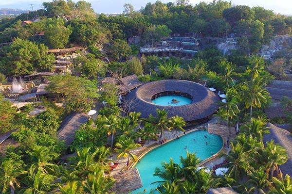 I-resort điểm du lịch suối khoáng Nha Trang