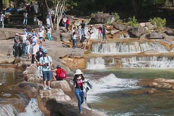 Thác nước YangBay địa điểm du lịch sinh thái Nha Trang