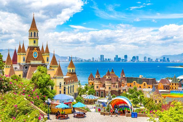 Vinpearl Land địa điểm du lịch nổi tiếng Nha Trang