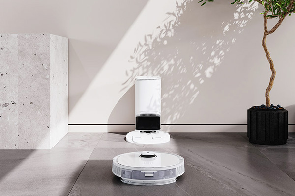 Khả năng tự động robot hút bụi