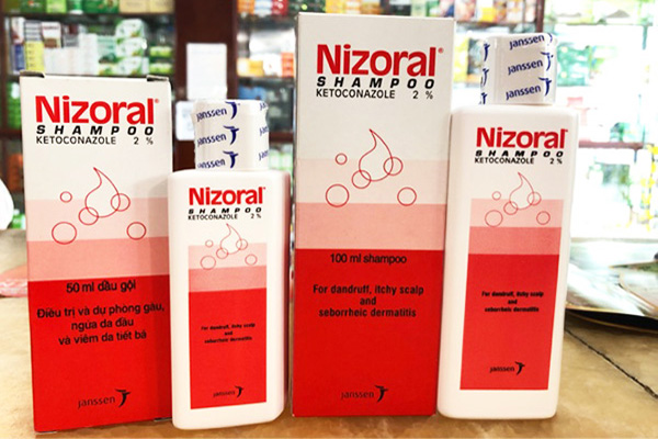 Dầu gội trị gàu Nizoral
