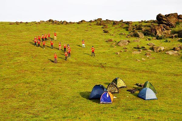Kinh nghiệm cắm trại ở Đồng Cao cho kì nghỉ cuối tuần