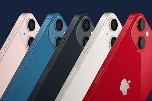 iPhone 13 ra mắt với những cải tiến mới về pin, bộ nhớ và camera