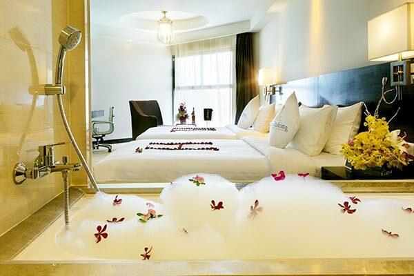Những khách sạn sang trọng ở Nha Trang không thể bỏ qua