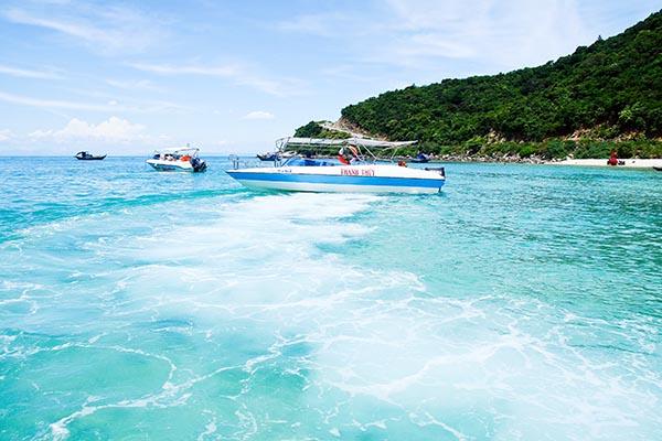 Bãi biển đẹp ở Sơn Trà