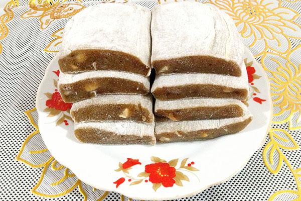 Bánh chè Lam đặc sản Cao Bằng