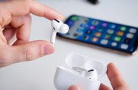 Hướng dẫn cách sử dụng tai nghe Bluetooth AirPods, AirPods Pro